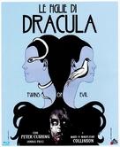 Twins of Evil - Italian Blu-Ray cover (xs thumbnail)