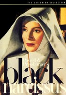 Black Narcissus - DVD cover (xs thumbnail)