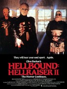 Hellbound: Hellraiser II - Movie Poster (xs thumbnail)