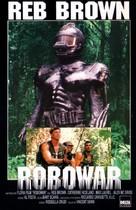Robowar - Robot da guerra - French VHS cover (xs thumbnail)