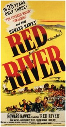 Red River - Movie Poster (xs thumbnail)