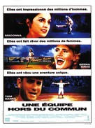 A League of Their Own - French Movie Poster (xs thumbnail)