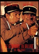 Le gendarme en balade - French Movie Cover (xs thumbnail)