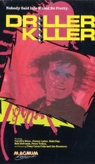 The Driller Killer - VHS cover (xs thumbnail)