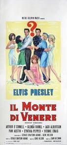 Kissin' Cousins - Italian Movie Poster (xs thumbnail)