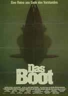 Das Boot - German Movie Poster (xs thumbnail)
