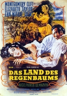 Raintree County - German Movie Poster (xs thumbnail)