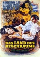 Raintree County - German Movie Poster (xs thumbnail)