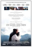 Des hommes et des dieux - Canadian Movie Poster (xs thumbnail)
