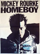 Homeboy - French Movie Poster (xs thumbnail)