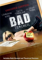 Bad Teacher - DVD movie cover (xs thumbnail)