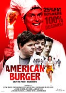 American Burger - Movie Poster (xs thumbnail)