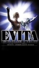 Evita - Movie Cover (xs thumbnail)
