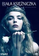 The White Princess - Polish Movie Cover (xs thumbnail)