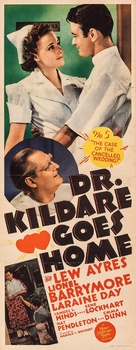 Dr. Kildare Goes Home - Movie Poster (xs thumbnail)