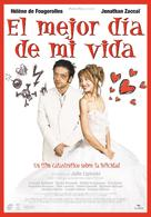Plus beau jour de ma vie, Le - Spanish Movie Poster (xs thumbnail)