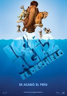 Ice Age: The Meltdown - Spanish Movie Poster (xs thumbnail)