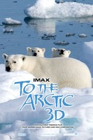 To the Arctic 3D - Movie Poster (xs thumbnail)