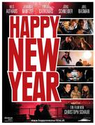 Happy New Year - Swiss Movie Poster (xs thumbnail)