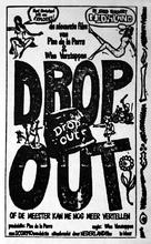 Drop-out - Dutch Movie Poster (xs thumbnail)