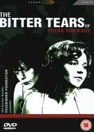 Bitteren Tränen der Petra von Kant, Die - British DVD cover (xs thumbnail)