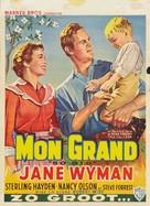 So Big - Belgian Movie Poster (xs thumbnail)