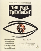 The Full Treatment - British Movie Cover (xs thumbnail)