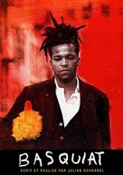 Basquiat - French Movie Poster (xs thumbnail)