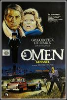 The Omen - Turkish Movie Poster (xs thumbnail)