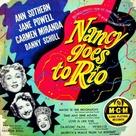 Nancy Goes to Rio - Movie Poster (xs thumbnail)