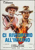 Shout at the Devil - Italian Movie Poster (xs thumbnail)