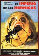 Empire of the Ants - Spanish Movie Poster (xs thumbnail)