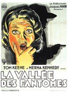 Ghost Valley - French Movie Poster (xs thumbnail)