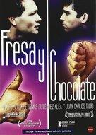 Fresa y chocolate - Spanish Movie Cover (xs thumbnail)