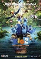 Rio 2 - Italian Movie Poster (xs thumbnail)