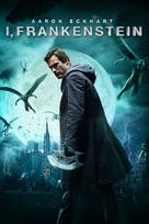 I, Frankenstein - DVD movie cover (xs thumbnail)