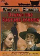 Quel maledetto giorno d'inverno... Django e Sartana all'ultimo sangue - German Movie Cover (xs thumbnail)