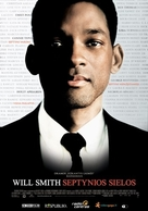 Seven Pounds - Lithuanian Movie Poster (xs thumbnail)