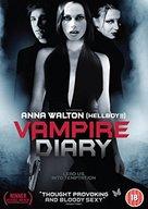 Vampire Diary - British Movie Cover (xs thumbnail)