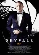 Skyfall - Swedish Movie Poster (xs thumbnail)