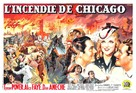 In Old Chicago - French Movie Poster (xs thumbnail)