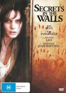 Secrets in the Walls - Australian DVD movie cover (xs thumbnail)