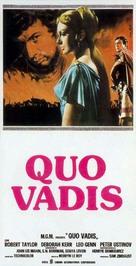 Quo Vadis - Spanish Movie Poster (xs thumbnail)