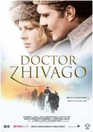 Doctor Zhivago - Dutch Movie Poster (xs thumbnail)