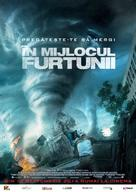 Into the Storm - Romanian Movie Poster (xs thumbnail)