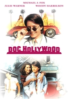 Doc Hollywood - French DVD cover (xs thumbnail)