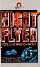 Nightflyers - German VHS cover (xs thumbnail)