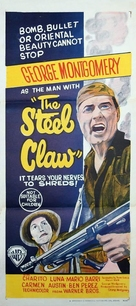 The Steel Claw - Australian Movie Poster (xs thumbnail)