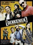 Dikkenek - French Movie Poster (xs thumbnail)