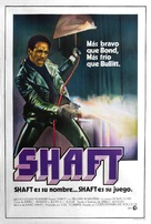 Shaft - Argentinian Movie Poster (xs thumbnail)